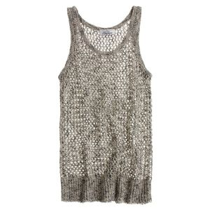 Madewell Wallace Marled Wellspring Tank Small